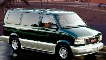 2005 GMC Safari - Rear-wheel Drive Passenger Van (Base)