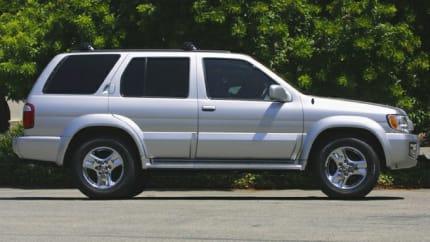 2003 INFINITI QX4 - 4dr 4x2 (Luxury)