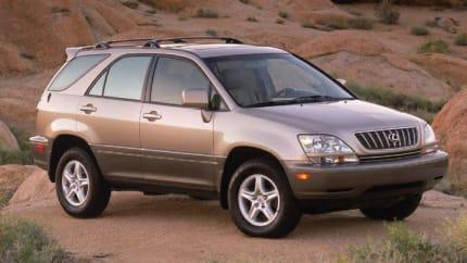 2003 Lexus RX 300 - Front-wheel Drive (Base)