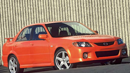 2003 Mazda MAZDASPEED Protege - 4dr Sedan (Base)