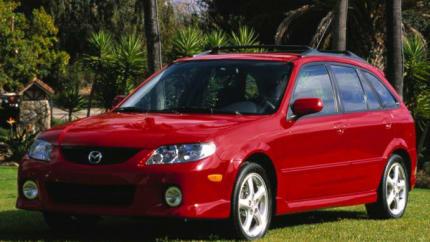2003 Mazda Protege5 - 4dr Station Wagon (Base)