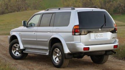 2004 Mitsubishi Montero Sport - 4x2 (LS)