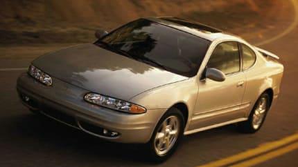 2004 Oldsmobile Alero - 2dr Coupe (GX)
