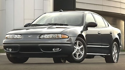 2004 Oldsmobile Alero - 4dr Sedan (GX)