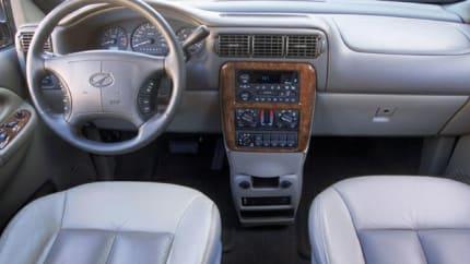 2004 Oldsmobile Silhouette - Front-wheel Drive Passenger Van (GL)