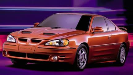 2005 Pontiac Grand Am - 2dr Coupe (GT)