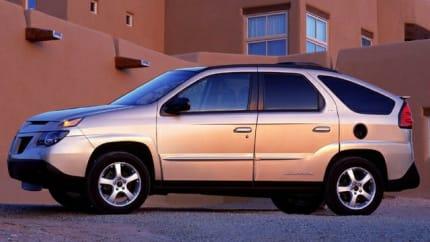 2005 Pontiac Aztek - Front-wheel Drive (Base)