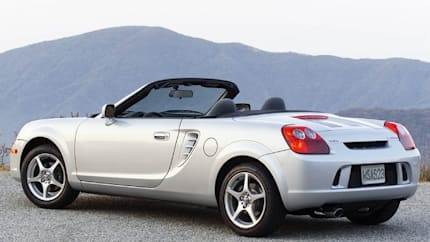 2005 Toyota MR2 Spyder - 2dr Convertible (Base)