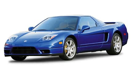 2005 Acura NSX-T - 2dr Coupe (3.2L Open Top)