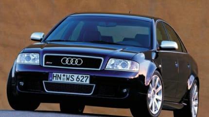 2003 Audi RS6 - 4dr All-wheel Drive Quattro Sedan (4.2)