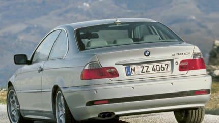 2006 BMW 325 - 2dr Rear-wheel Drive Coupe (Ci)