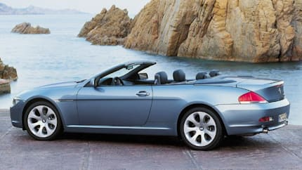 2005 BMW 645 - 2dr Convertible (Ci)
