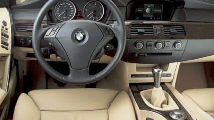 2007 BMW 525 - 4dr Rear-wheel Drive Sedan (i)