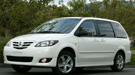 2006 Mazda MPV - Front-wheel Drive Passenger Van (LX-SV)