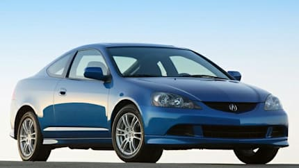 2006 Acura RSX - 2dr Coupe (Base)