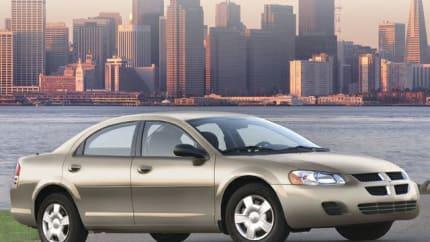 2006 Dodge Stratus - 4dr Sedan (SXT)