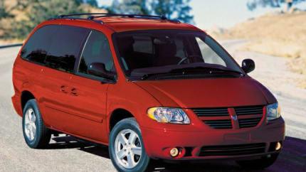 2007 Dodge Caravan - Passenger Van (SE)