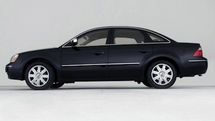 2007 Ford Five Hundred - 4dr Front-wheel Drive Sedan (SEL)