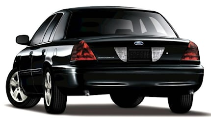 ford crown victoria prices reviews and new model. Black Bedroom Furniture Sets. Home Design Ideas