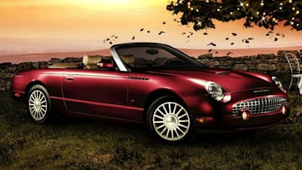 2005 Ford Thunderbird - 2dr Convertible (Deluxe)