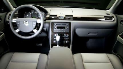 2007 Mercury Montego - 4dr Front-wheel Drive Sedan (Luxury)