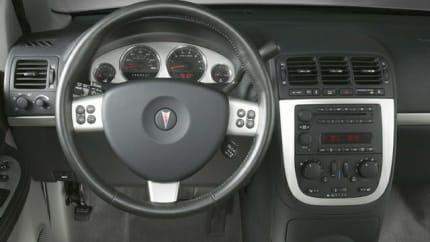 2006 Pontiac Montana SV6 - All-wheel Drive Extended Passenger Van (Base)