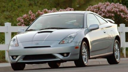 2005 Toyota Celica - 3dr Hatchback (GT)