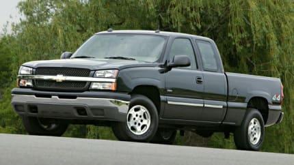 2007 Chevrolet Silverado 1500 Hybrid Classic - 4x2 Extended Cab 6.5 ft. box 143.5 in. WB (LT1)