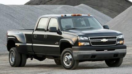 2007 Chevrolet Silverado 3500 Classic - 4x2 Crew Cab 167 in. WB DRW (LS)