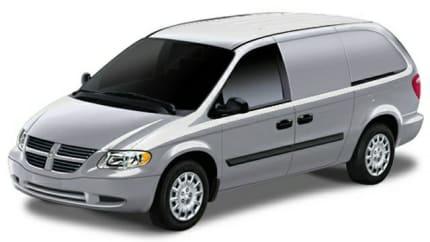 2007 Dodge Caravan - Cargo Van (CV)