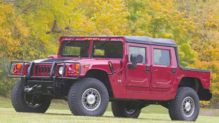 2006 HUMMER H1 - 4dr All-wheel Drive (Open Top)