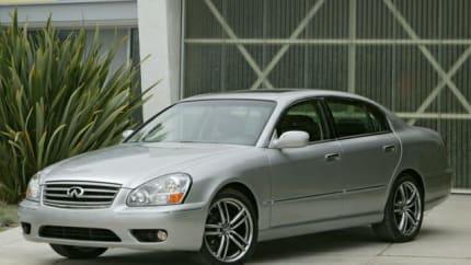 2006 INFINITI Q45 - 4dr Sedan (Sport)