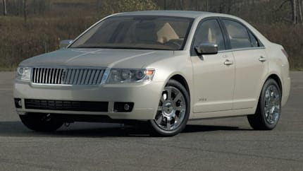 2006 Lincoln Zephyr - 4dr Sedan (Base)