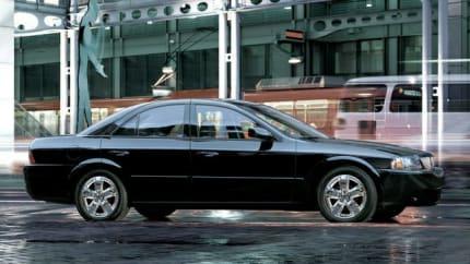 2006 Lincoln LS - 4dr Sedan (V8 Sport)