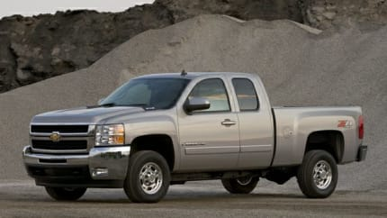 2007 Chevrolet Silverado 3500 - 4x2 HD Extended Cab 157.5 in. WB DRW (Work Truck)