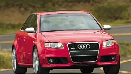 2008 Audi RS 4 - 4dr All-wheel Drive quattro Sedan (4.2L)