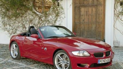 2008 BMW Z4M - 2dr Rear-wheel Drive Roadster (Base)