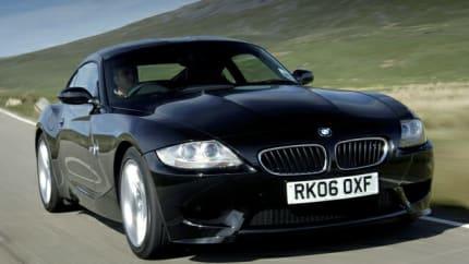 2008 BMW Z4M - 2dr Rear-wheel Drive Coupe (Base)