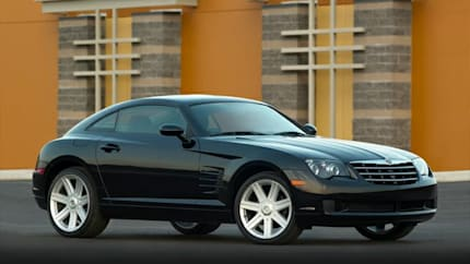 2008 Chrysler Crossfire - 2dr Coupe (Limited)