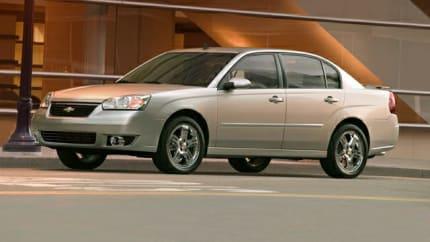 2008 Chevrolet Malibu Classic - 4dr Sedan (LT)
