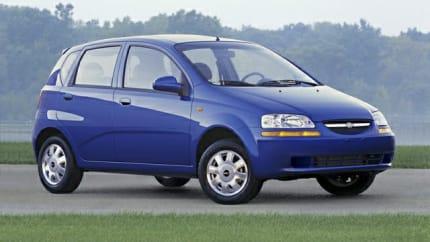 2008 Chevrolet Aveo 5 - 4dr Hatchback (Special Value)