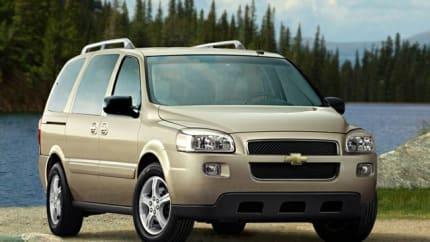 2008 Chevrolet Uplander - Front-wheel Drive Extended Passenger Van (LS w/1LS)