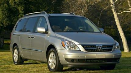 2008 Hyundai Entourage - Front-wheel Drive Passenger Van (GLS)