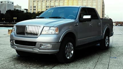 2008 Lincoln Mark LT - 4x2 Crew Cab 5.5 ft. box 139 in. WB (Base)