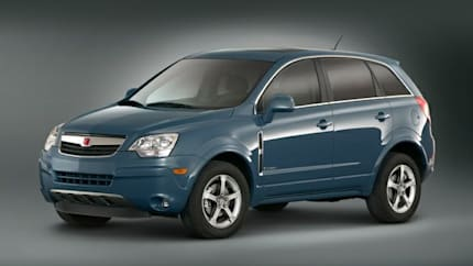 2008 Saturn VUE Green Line - Front-wheel Drive (4-Cyl Base)