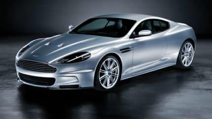 2012 Aston Martin DBS - 2dr Coupe (Base)