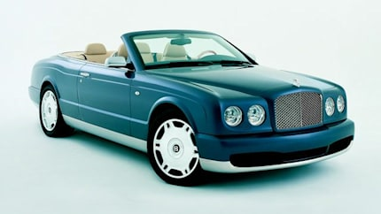 2010 Bentley Azure - 2dr Convertible (T)