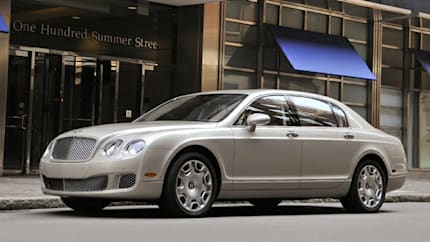 2013 Bentley Continental Flying Spur - Sedan (Base)
