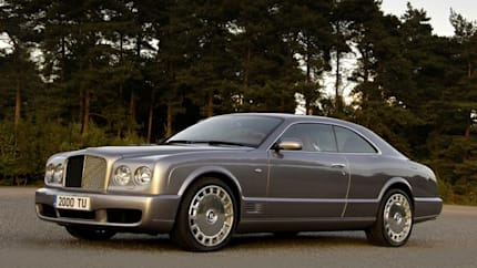 2010 Bentley Brooklands - 2dr Coupe (Base)