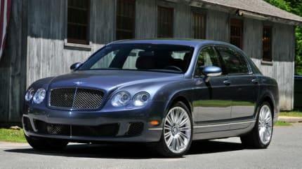 2013 Bentley Continental Flying Spur - Sedan (Speed)